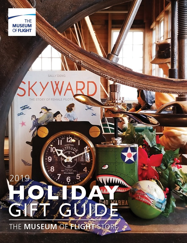 The Museum of Flight Holiday Gift Guide 2018 - Shop Now!